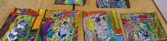 11월 임가공 미술활동