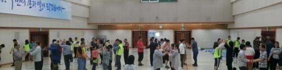성동정신건강증진센터와 함께 연합체육대회를 실시하였습니다^^