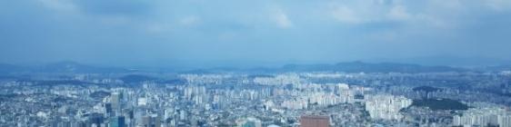 취업회원 엽합 사례관리자별 모임으로 다녀온 남산타워 ^&^