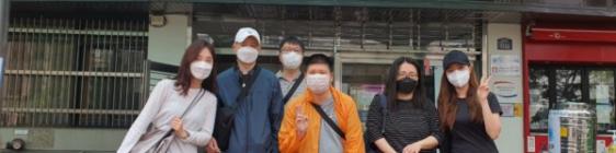 6월 취업자 자조모임에서 동아리 활동이 진행되었습니다~!