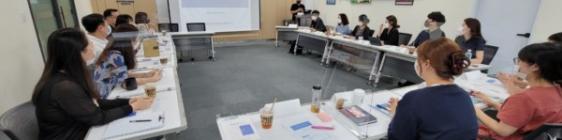 한국장애인고용공단 간담회