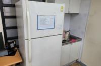 회원들이 이용할수있는 냉장고와 싱크대입니다.